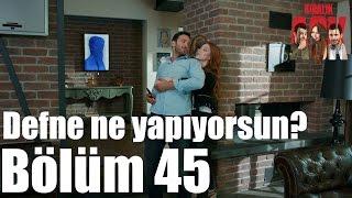 Kiralık Aşk 45. Bölüm - Defne Ne Yapıyorsun?