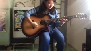 Mây Lang Thang - Guitarist Mỹ Liên