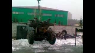 Манипулятор 8 метров заказать в Киеве 0979467777.mp4(, 2012-03-24T20:21:45.000Z)