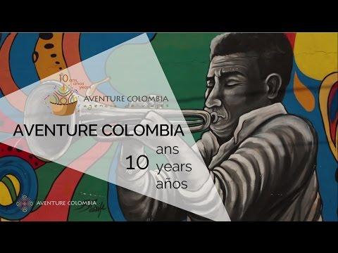Aventure Colombia 10 anos de viajes de naturaleza y turismo en Colombia
