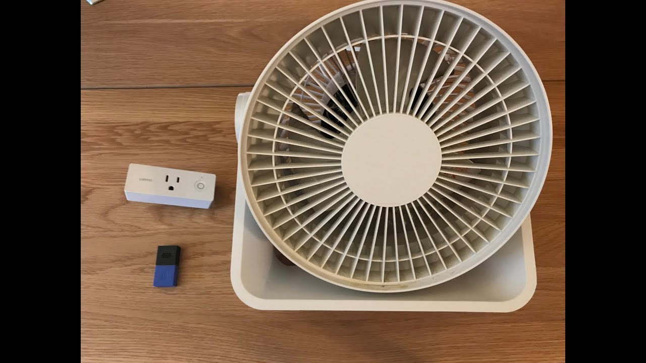 Automate a Fan Using MESH Temperature Sensor: 4 Steps (with Pictures)