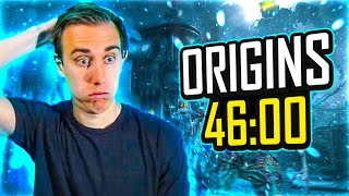 REACTING TO THE ORIGINS EASTER EGG WORLD RECORD!