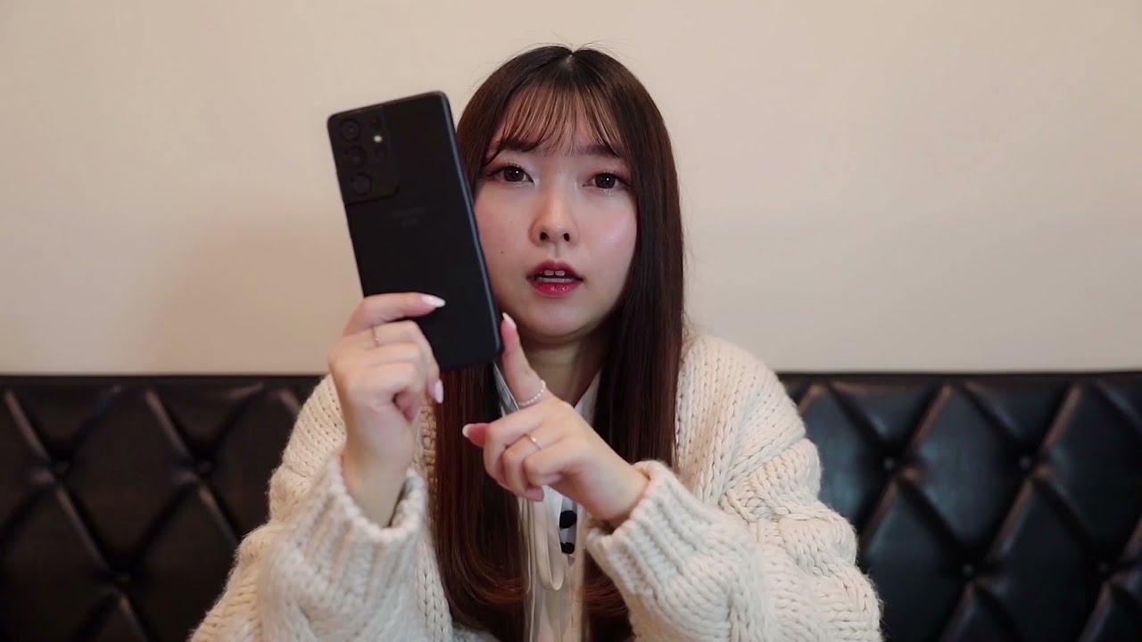 【実機レビュー】Snapdragon 888搭載の最新フラッグシップスマホ、Galaxy S21 Ultraはカメラがとにかくすごい!!