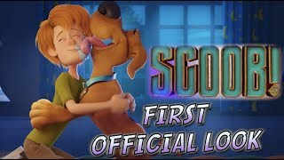Scoob! 2020 First Look and Trailer CONFIRMED