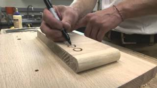 Making And Installing Wood Plugs
