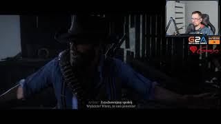 [ZAPIS LIVE!] POLOWANIE NA SKÓRY ŻEBY BYŁO NA TORBY! - RED DEAD REDEMPTION 2 #5