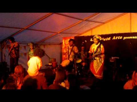 Chimanimani at Lichfield Fuse Festival 2010