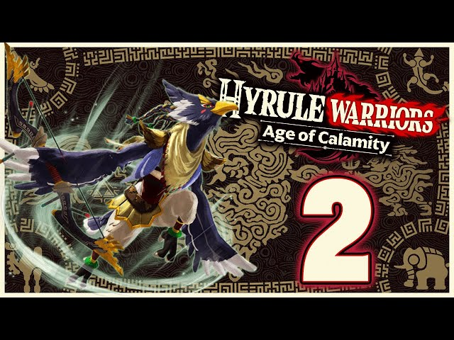 Let's Play Hyrule Warriors: Age of Calamity [2] Hyrule Recruitment Agency!