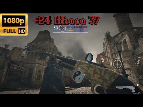Ithaca +24 & Medic Armor +24  - Ultra Graphics - World War Heroes