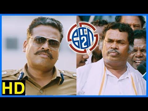 Mayilsamy Comedy | Ko 2 Movie Scenes | Bala Saravanan recollects past | Bobby Simha | John Vijay