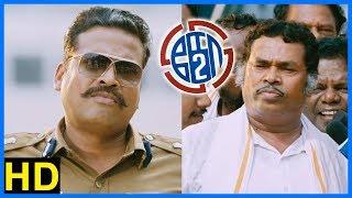 Mayilsamy Comedy   Ko 2 Movie Scenes   Bala Saravanan recollects past   Bobby Simha   John Vijay