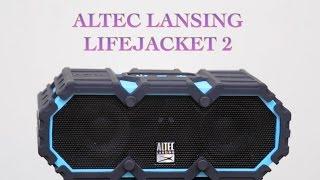 Altec Lansing Life Jacket 2 Speaker: Video Review