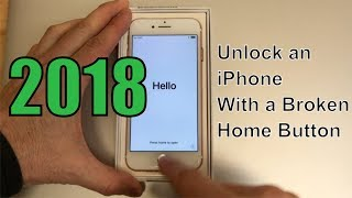 How to Use Your iPhone With a Broken Home Button
