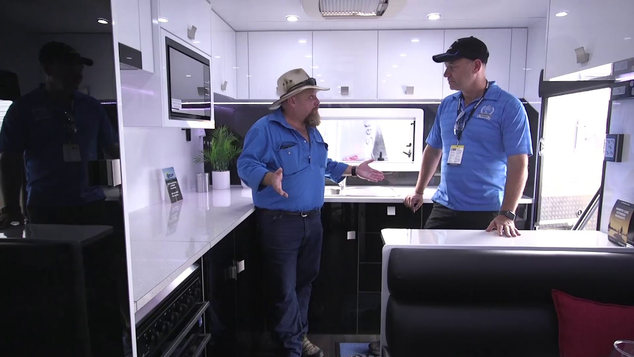 Looking for a Seachange? Billabong Caravans has you covered