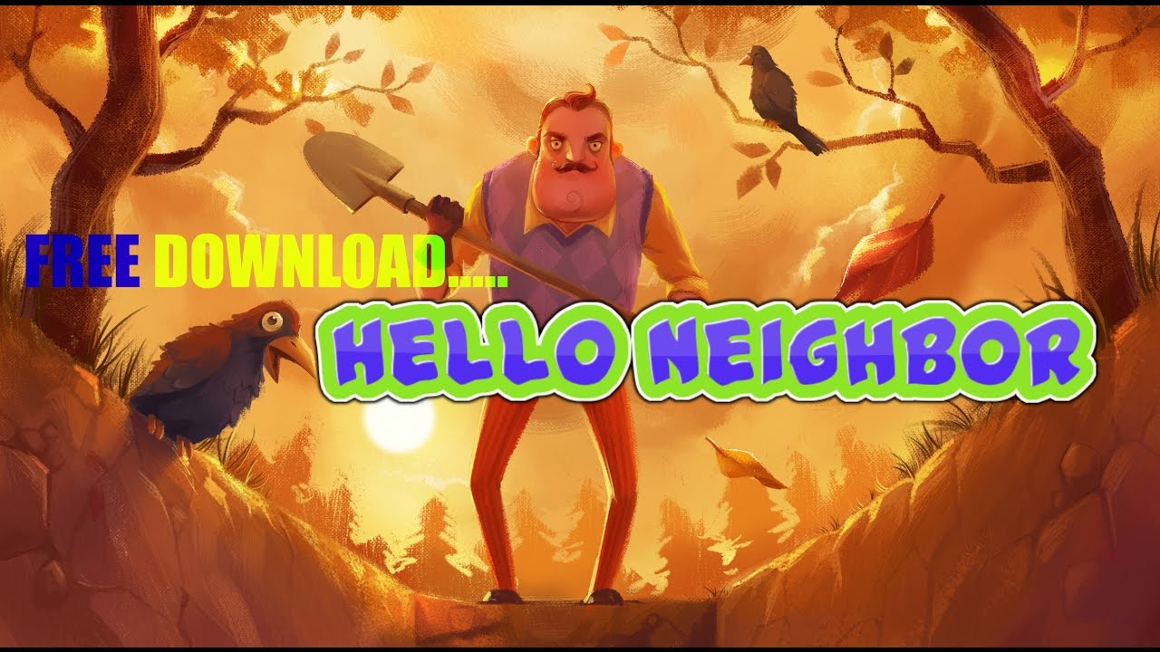 hello neighbor alpha 2 download free pc