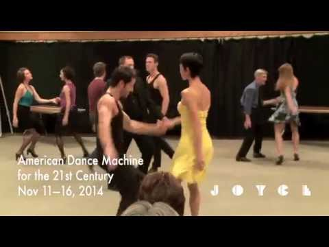 American Dance Machine for the 21st Century