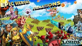 Lords Mobile: War Kingdom - Strategy RPG Battle Gameplay and Preview(Android/iOS) screenshot 5