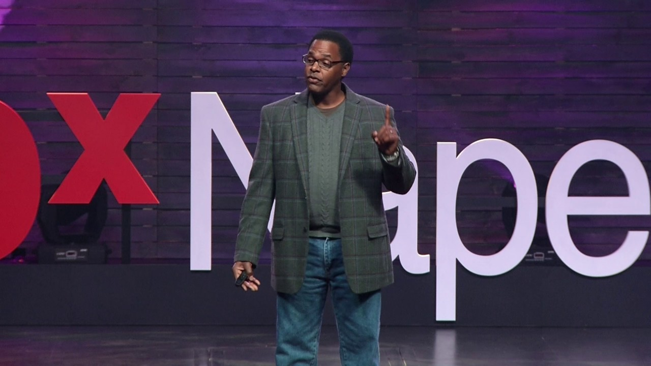 Trained not to cry:  the challenge of being a soldier | Richard Doss | TEDxNaperville