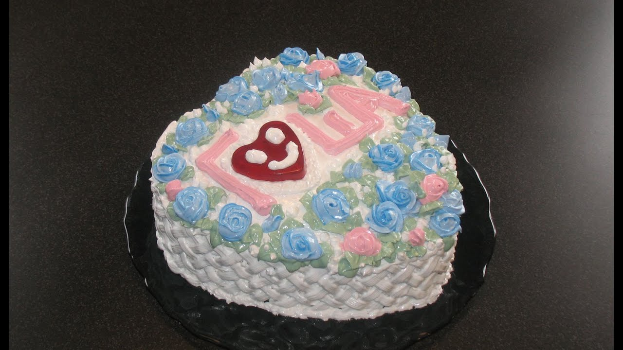 Homemade Cake Decoration Images : Delicious Homemade Cake. Cake Icing. Cake Decoration ...