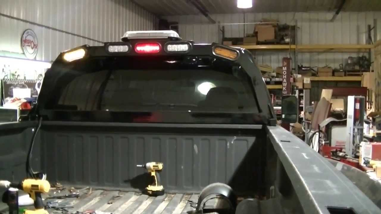 "02 Silverado Dually Back Rack Wiring ""Part 2 of 3"" - YouTube"