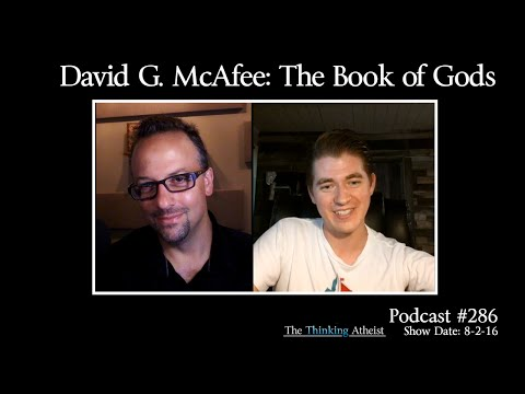 David G. McAfee: The Book of Gods