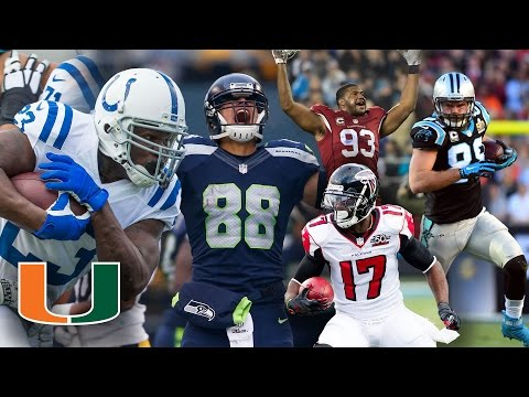 Miami Hurricanes' Top 5 Players In The NFL