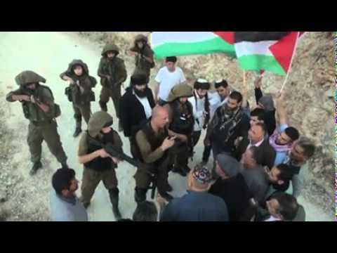المسلسل الفلسطيني ' الأغراب '