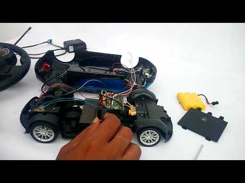 How to Charging RC Remote Control Car Battery without replace | How