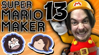 Super Mario Maker: Watch Yoself! - PART 13 - Game Grumps