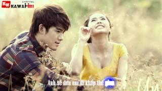 Nắm Chặt Tay Anh Nhé - Lynk Lee [ Video Lyric Kara ]