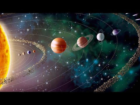 The Sounds Of Our Solar System! - HD. - YouTube