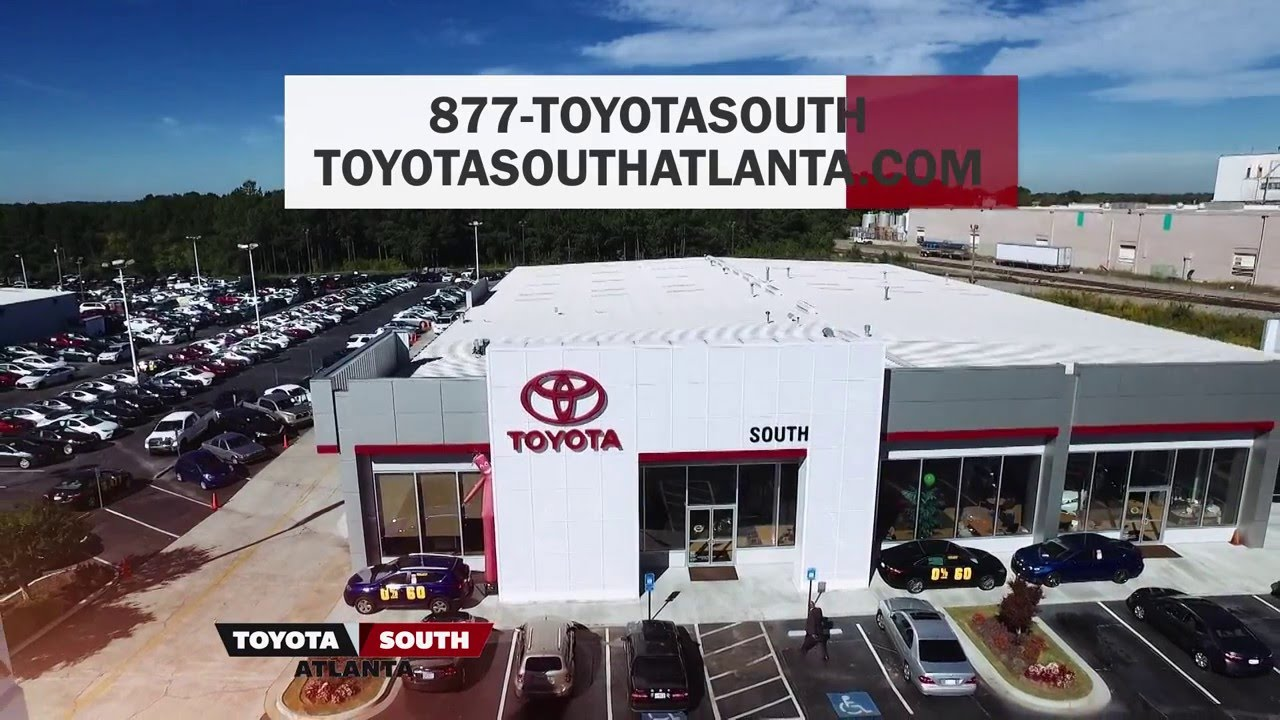 Toyota South Atlanta Service We Always Treat You Right