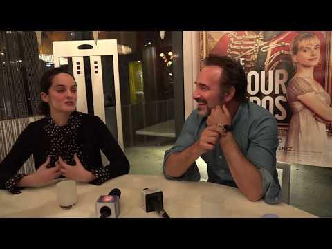 Confidences de Jean Dujardin, Noémie Merlant et Laurent Tirard
