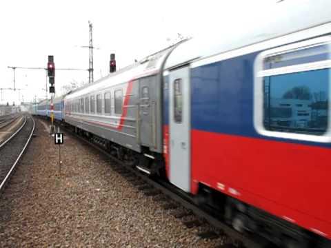 Zug Berlin Kiew