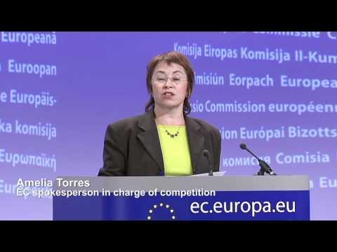 Google targeted by EU antitrust probe