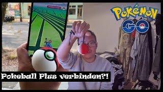 So verbindet man den  POKEBALL PLUS mit dem Handy & Pokemon Go! Pokemon Go!