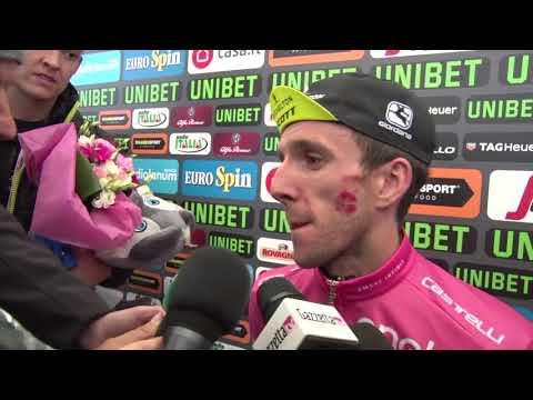 Simon Yates - Post-race interview - Stage 14 - Giro d'Italia / Tour of Italy 2018