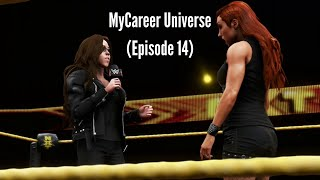 When They Go Low They Go Low WWE 2K20 MyCareer Universe Ep 14