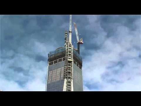 One World Trade Center 2013 - Manhattan NYC  - STREAM WEBCAM 2013