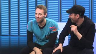 Coldplay Interview Backstage At Capital FM's Summertime Ball 2012