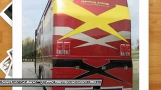 2007 Powerhouse Coach Ultra Line Platinum Quad Slide DT0015DS48