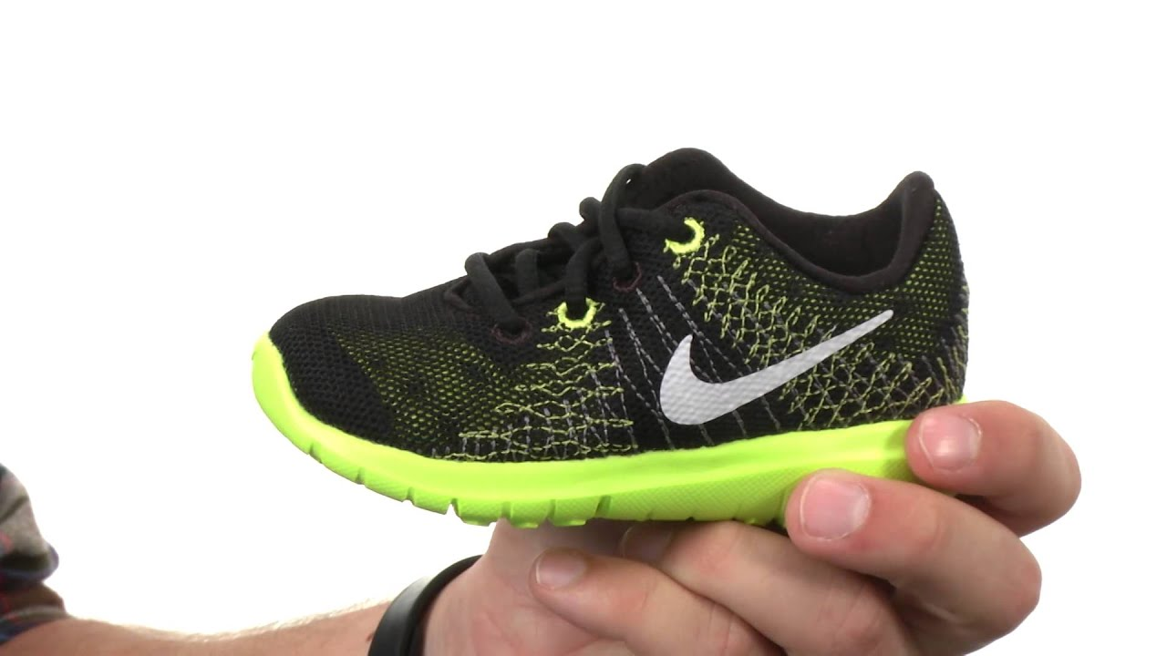 39069534d790 Nike Kids Flex Fury (Infant Toddler) SKU 8456834 - YouTube