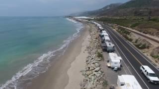 Rincon Parkway RV Camping - Ventura, CA