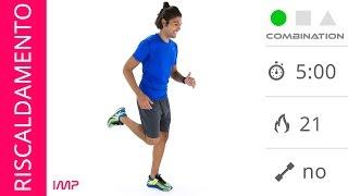 Esercizi di Riscaldamento Muscolare Total Body