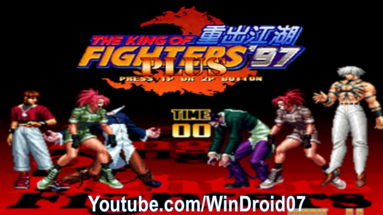 the king of fighters 97 apk free