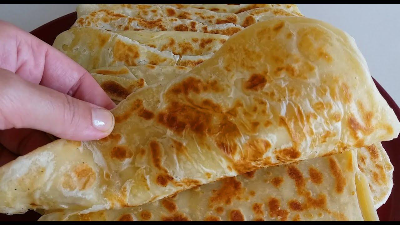 BİM'DE SATILAN BAZLAMA'NIN TARİFİ (Ekmek Tarifleri) Bim Bazlaması
