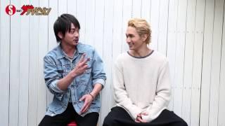 EXILE TRIBEメンバーからのメッセージ動画。今月は、俳優×パフォーマー...