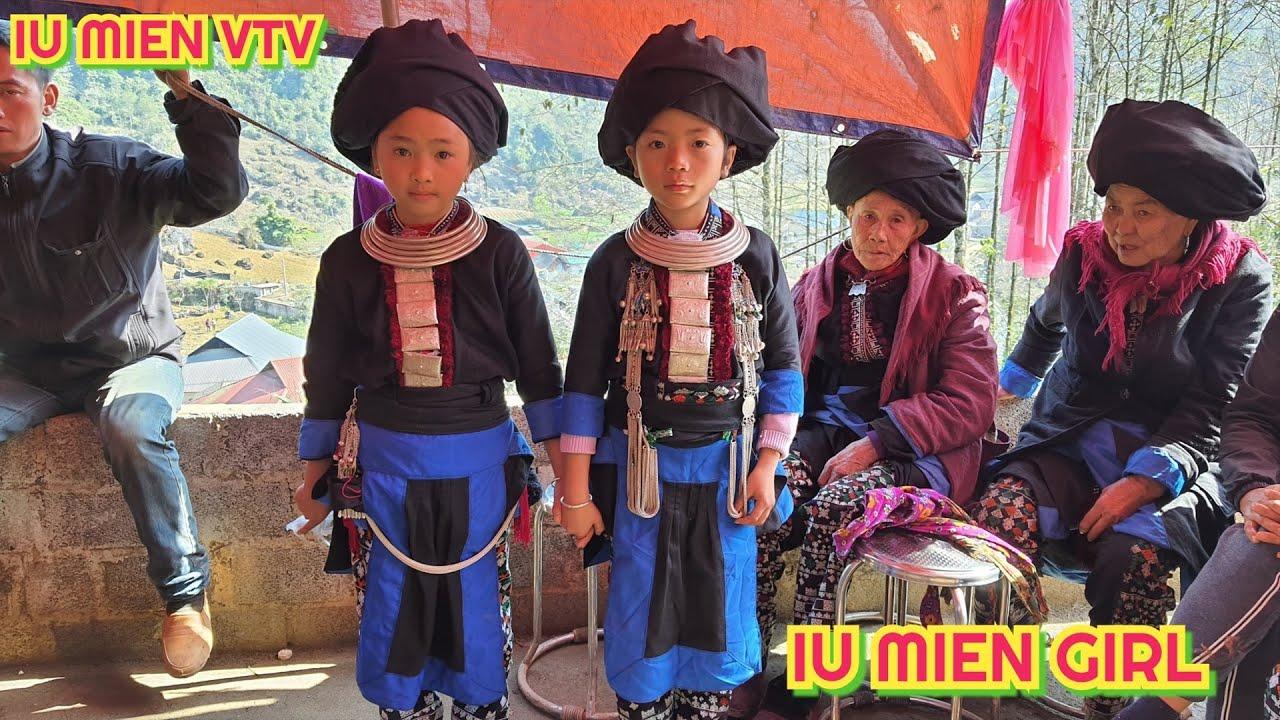 Iu Mien | Đám Cưới Người Dao Phăng Sô Lin | Iu Mien VTV