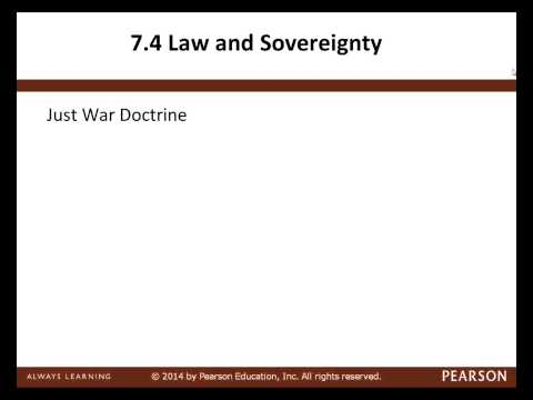 World Politics Module Three Lecture