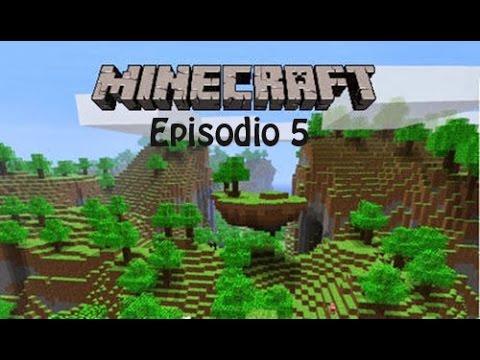 Minecraft survival ep 5 la casa sull 39 albero mega ponte - Casa sull albero minecraft ...
